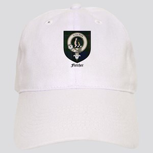 Fletcher Clan Crest Tartan Cap