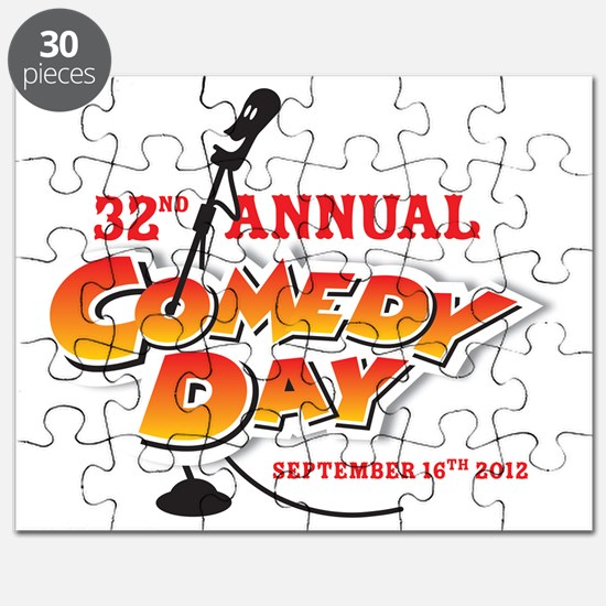 Comedy Day Puzzle