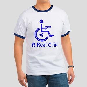 A Real Crip T-Shirt