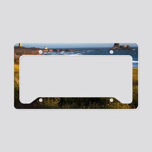 California Coast License Plate Holder
