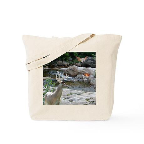 Buck's Concern Tote Bag