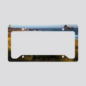 California Coast License Plate Holder