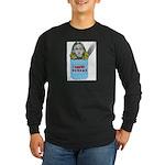 Canned! Long Sleeve Dark T-Shirt