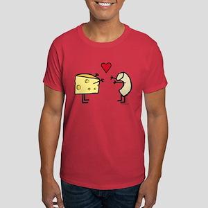 Macaroni and Cheese Love Dark T-Shirt