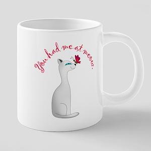 You Had Me 20 oz Ceramic Mega Mug