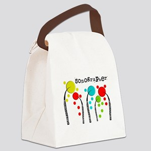 Sonographer 3 Canvas Lunch Bag