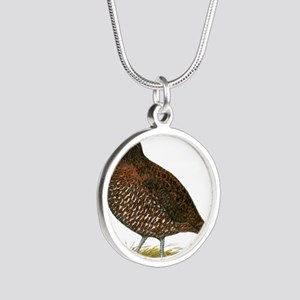 Tennessee Red Quail Necklaces