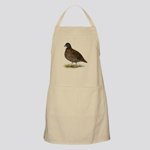 Tennessee Red Quail Apron