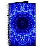 Journal Sacred Geometry Black Blue Ray