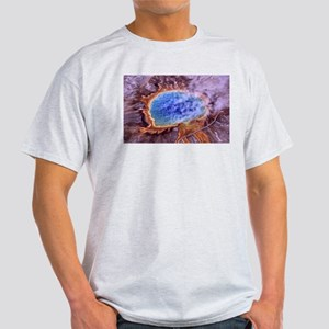 Grand Prismatic Spring Light T-Shirt