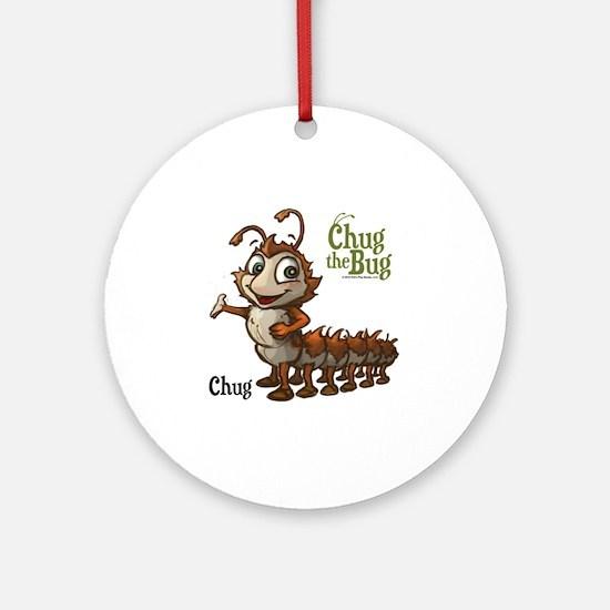 Chug Round Ornament