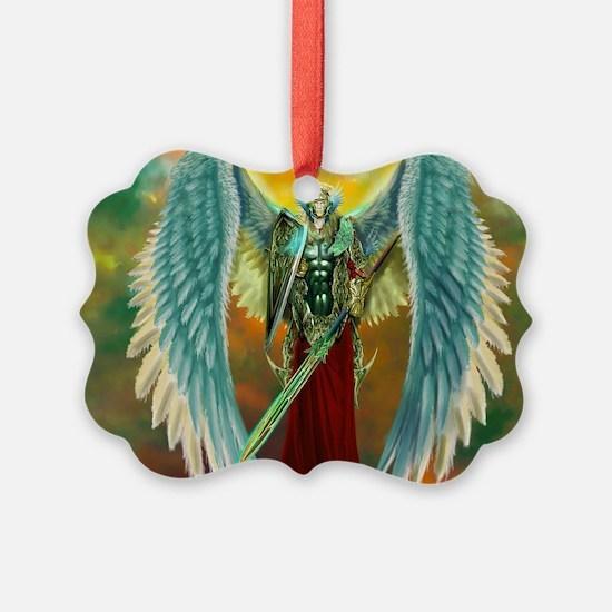 Archangel Michael Ornament