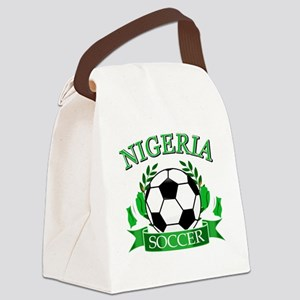 nigeria 1 Canvas Lunch Bag