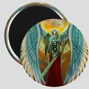 Archangel Michael Magnets