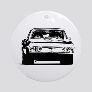 Corvair Ornament (Round)