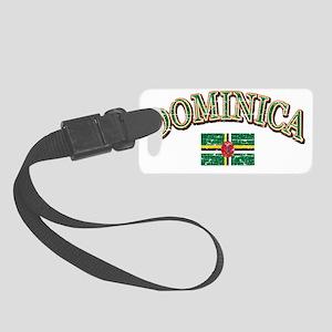 dominica Small Luggage Tag