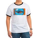 Sea Monster Ringer T-Shirt