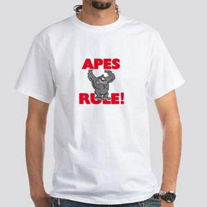 Apes Rule! T-Shirt