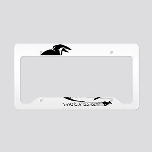 Italian Greyhound Rescue Race License Plate Holder
