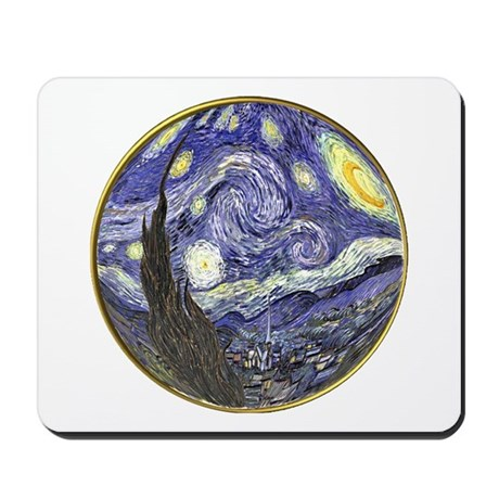 Starry Starry Night Mousepad
