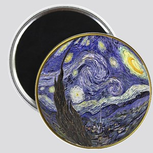 Starry Starry Night Magnet