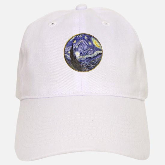 Starry Starry Night Baseball Baseball Cap