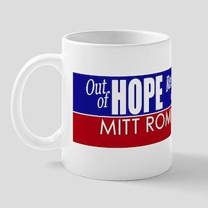 Romney - Hope and C... Mug