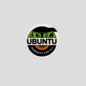New  Improved Ubuntu logo Mini Button