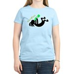 Kokopelli + St. Patrick's Day Women's Tee