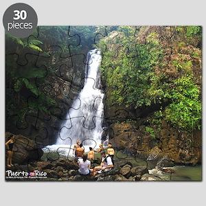 La Mina Falls, El Yunque National Rainfores Puzzle