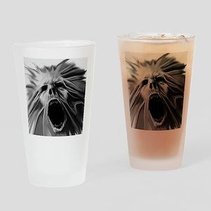 Bath Demon 1 Drinking Glass