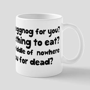 Eggnog New Mugs