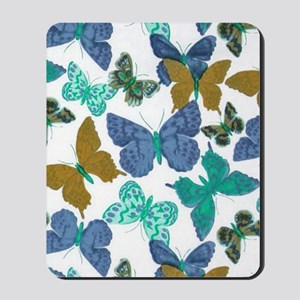 Fancy Butterfly Style Mousepad