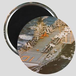yorktown cva framed panel print Magnet