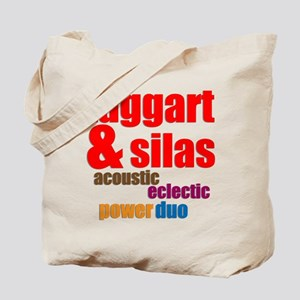 Taggart Silas Acoustic Eclectic Power Duo Tote Bag