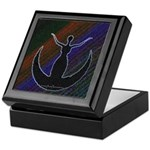 Midnight Goddess Keepsake Box
