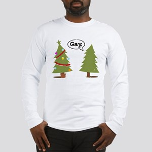 Fairy Santa Long Sleeve T-Shirt