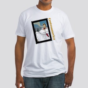 Central America Fitted T-Shirt
