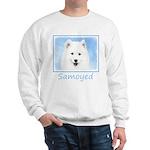 Samoyed Puppy Sweatshirt