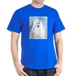Samoyed Puppy Dark T-Shirt