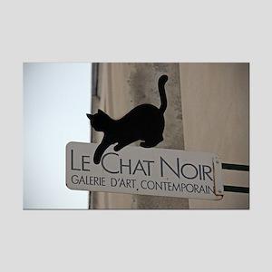 Le Chat Noir Montmartre Paris Mini Poster Print