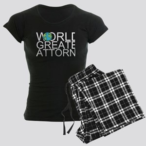 World's Greatest Attorney Pajamas