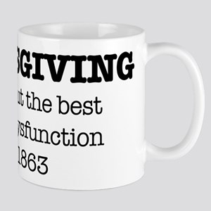 Thanksgiving Definition 11 oz Ceramic Mug