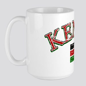 Kenya Designs Large Mug