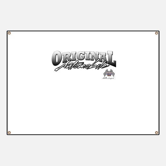 Original Automobile Banner