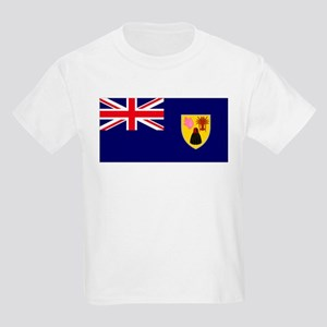 TIC national flag Kids T-Shirt