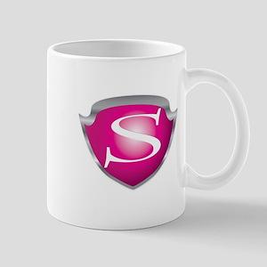 Super Woman Logo Mugs