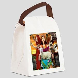 BRIGID Canvas Lunch Bag