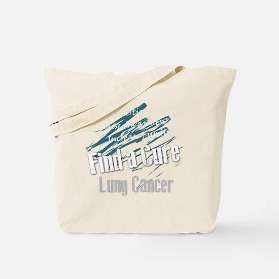 End the Stigma! (dark) Tote Bag