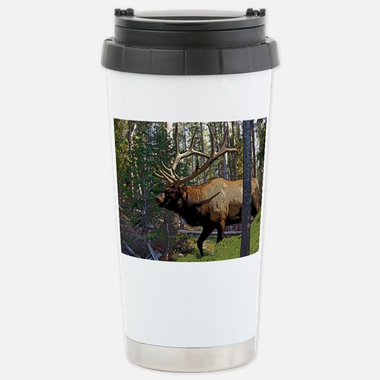 Bell Elk 3 Stainless Steel Travel Mug